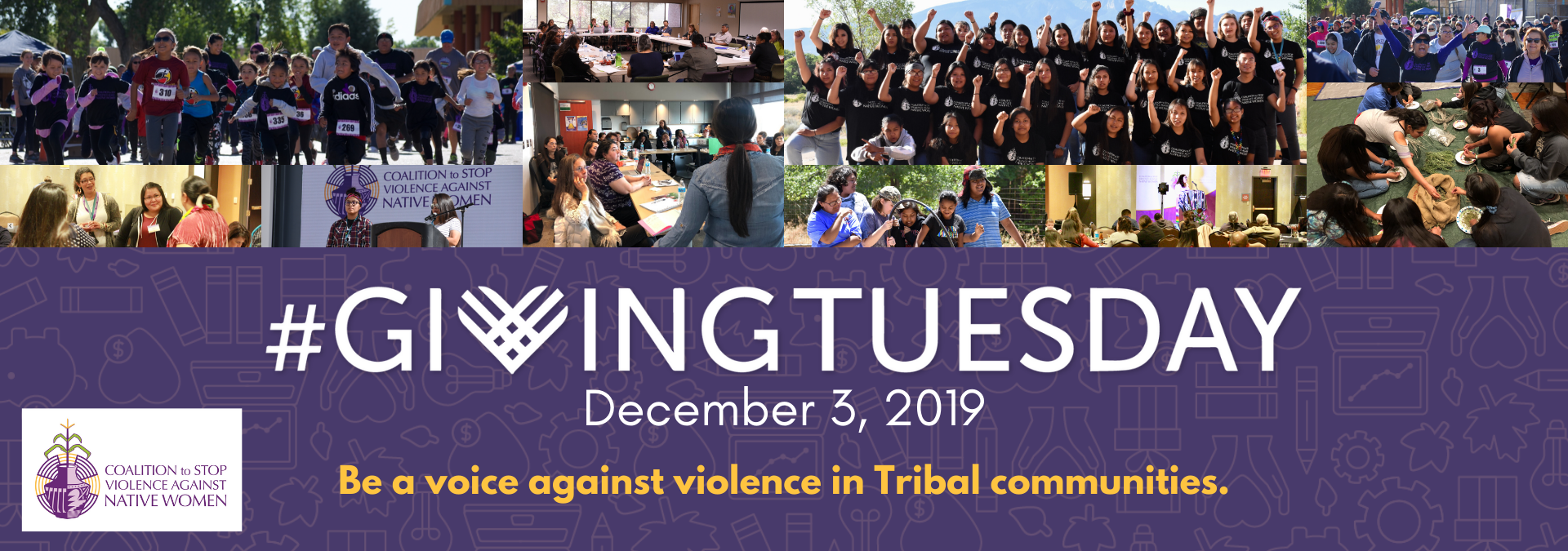 2019 Giving Tuesday Website Banners