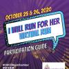 2020 I Will Run for Her Virtual Run